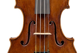 Violin by Francesco Rugeri