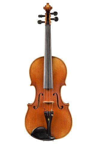 Violin by Ernst Heinrich Roth, 1957
