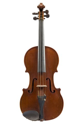 Violin by D N Aine, Mirecourt 1820