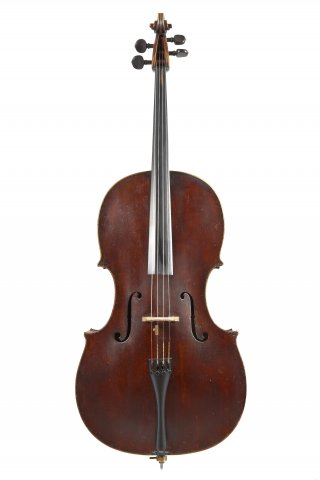 Cello by William Forster, London 1775