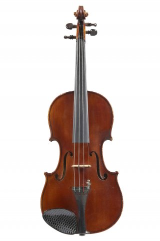 Violin by Haynes and co, London 1899