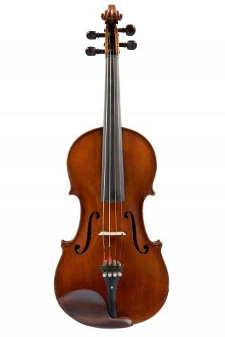 Violin by William Tarr, Manchester 1877