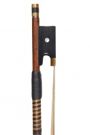 A French Gold-Mounted Violin Bow