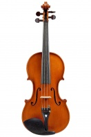 Violin by Plinio Michetti, Turin 1934