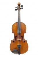 Violin by Wolff Brothers, German circa 1900