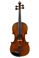 Violin by Wolff Brothers, Kreuznach 1898