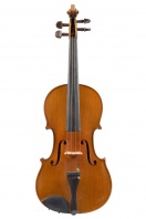 Violin by Carl Meyer, German circa 1900