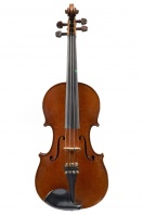 Violin by Louis Joly, Mirecourt circa 1900