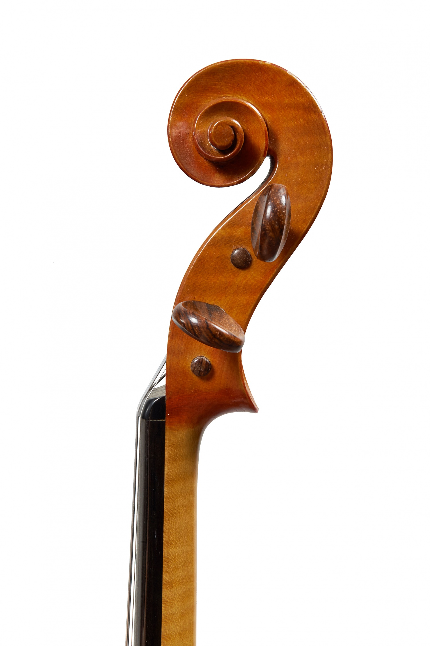Best Buy Private Auction >> Lot 75 - An English Violin by W. E. Hill & Sons, London 1973 - 2nd November 2015 Auction ...
