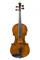 Violin by François Gavinies, Paris circa 1760