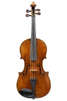 A Fine Violin, circa 1870, after Stradivarius
