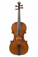 Violin by Joseph Gagliano, Naples 1789