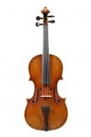 Violin by Bernard Simon Fendt, Bern circa 1830