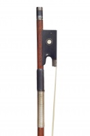 Violin Bow by Gustav Prager, German