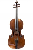 Viola by Richard Duke, London circa 1770