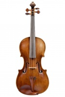 Violin by Benjamin Banks, Salisbury 1774