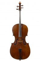 Cello by Francesco Ruggieri, Cremona circa 1675