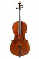 Cello by Jerome Thibouville-Lamy, rome circa 1880