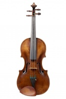 Violin by Richard Duke, London circa 1780