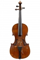 Violin by John Delaney, Dublin circa 1830