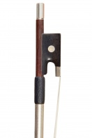 A Silver-Mounted Violin Bow, school of Tubbs