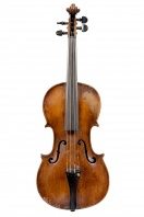 An English Violin, London second half of the eighteenth century