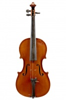 A French Violin by Charles Bailly, Mirecourt 1925