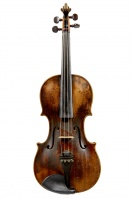 A German Violin by a member of the Klotz family, Mittenwald circa 1770