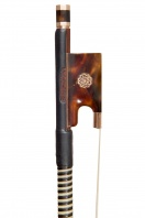 Viola Bow by Arthur Bultitude, English