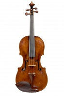 Violin by Richard Duke, London circa 1770