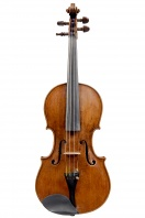 A German Violin, late eighteenth century
