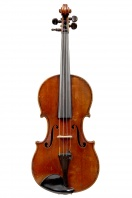 An Interesting Violin, French or Belgian circa 1820
