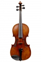 A Violin Attributed to E. A Homolka