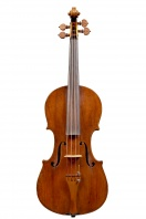 A Violin, possibly French circa 1800