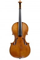 A French Violin by Lucien Schmidt, Grenoble 1959