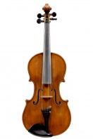 An Interesting Violin, late nineteenth century
