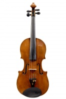 A German Violin attributed to and possibly by Sebastian Klotz, Mittenwald circa 1790