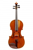 A Good Violin attributed to and probably by Pierre Hel
