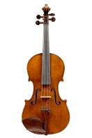 An Interesting Violin, school of Fendt, first half of the nineteenth century