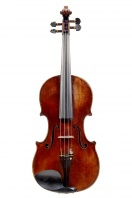 A French Violin by A. Delanoy, Bordeaux 1897