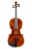A French Violin and Bow by Jean Lavest, Montlucon 1930