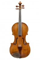 A French Violin, probably by Louis Guersan, Paris 1756