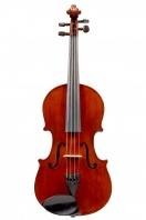 An English Violin by Henry Fuller, Plaistow 1928