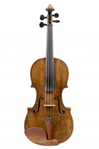 Violin by Francesco Goffriller, Venice circa 1730