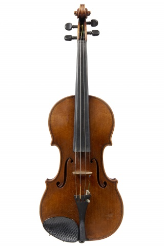 Violin by E H Roth, Markneukirchen 1925