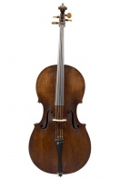 Cello by Charles & Samuel Thompson, London circa 1760