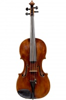 An Interesting Viola probably Italian, first half of the eighteenth century