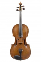 Violin by Richard Duke, London 1767