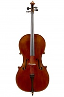 A Cello, attributed to Claudio Gamberini, Trieste 1970