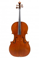 A Good French Cello, circa 1880